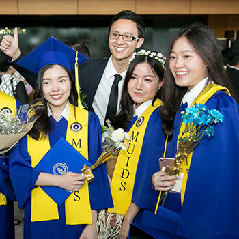 MUIDS Graduation