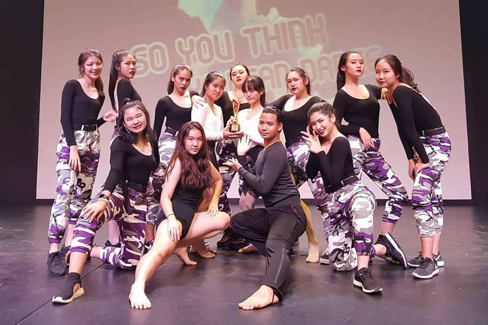 AISAA 2019 Dance Competition