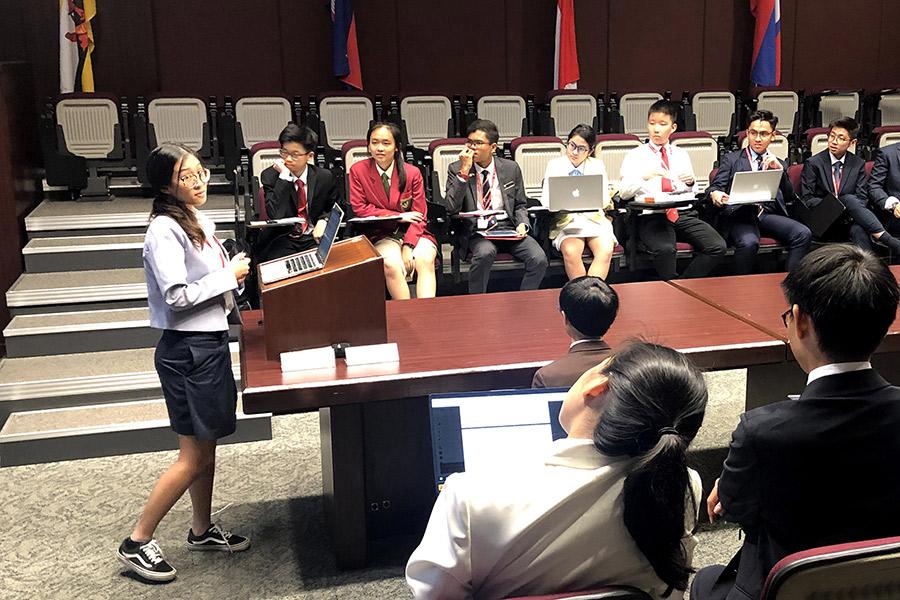 Students Debate