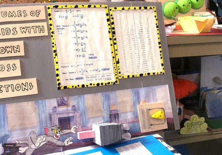 Math student project